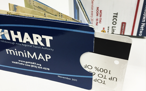 Z-CARD ® with an Outer Cover Sleeve
